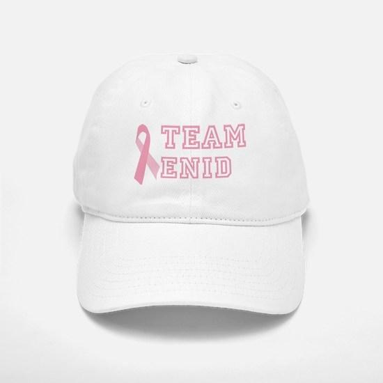Team Enid - bc awareness Baseball Baseball Cap