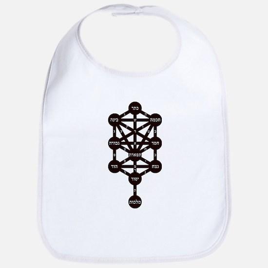 Kabbalah Judaism Tradition Hebrew Alphabet Vin Bib