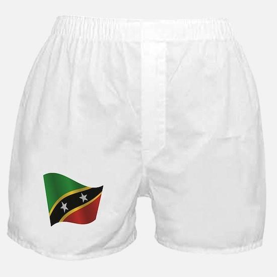 Saint Kitts and Nevis flag Boxer Shorts