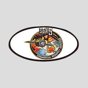 SpX-5 Logo Patch