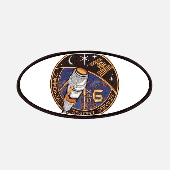 SpX-6 Logo Patch