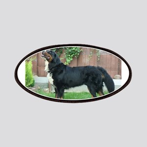 bernese mountain dog full Patch