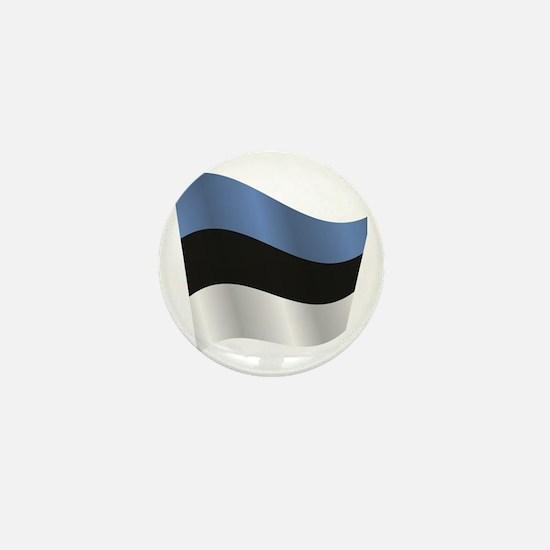 Unique Estonia Mini Button