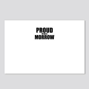 Proud to be MORROW Postcards (Package of 8)
