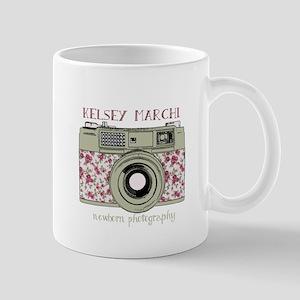 Kelsey Marchi Newborn Photography Mugs