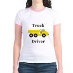 Truck Driver Jr. Ringer T-Shirt