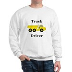 Truck Driver Sweatshirt