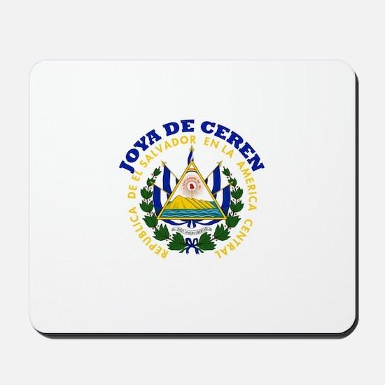 Joya de Ceren, El Salvador Mousepad