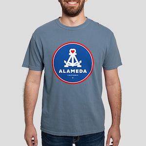 I Love Alameda Men's T-Shirt