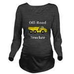 Off Road Trucker Long Sleeve Maternity T-Shirt