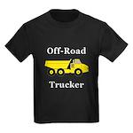 Off Road Trucker Kids Dark T-Shirt