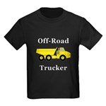 Off Road Trucker Kids Dark T-Shirt