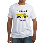Off Road Trucker Fitted T-Shirt