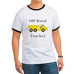 Off Road Trucker Ringer T