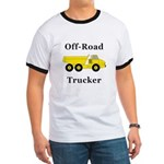 Off Road Trucker Ringer T