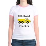 Off Road Trucker Jr. Ringer T-Shirt
