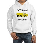 Off Road Trucker Hooded Sweatshirt