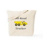 Off Road Trucker Tote Bag
