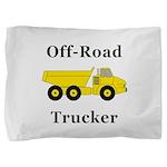 Off Road Trucker Pillow Sham