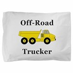 Off Road Trucker Pillow Sham