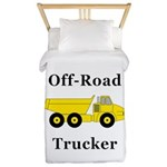Off Road Trucker Twin Duvet
