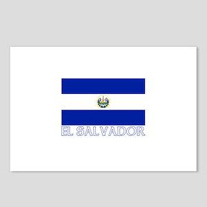 El Salvador Postcards (Package of 8)