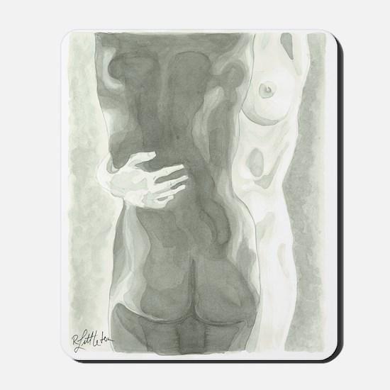 Nude Women Mousepad