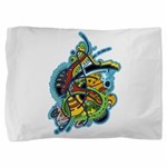 Design 160321 by Mike Jack Pillow Sham