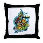 Design 160321 by Mike Jack Throw Pillow