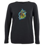 Design 160321 by Mike Jack Plus Size Long Sleeve T