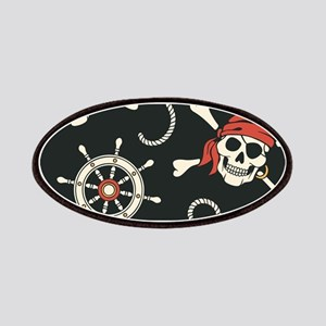 Pirate Skulls Patch
