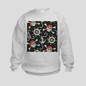 Pirate Skulls Sweatshirt
