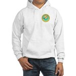 USS Oklahoma City (CL 91) Hooded Sweatshirt