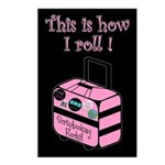 This is how I roll! Postcards (Package of 8)