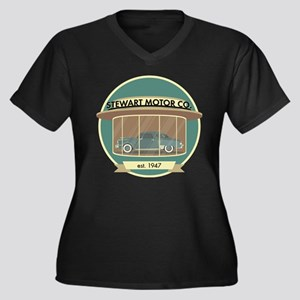 Stewart Motor Company Phoenix 19 Plus Size T-Shirt