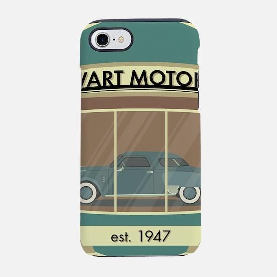 Stewart Motor Company Phoeni iPhone 8/7 Tough Case