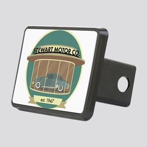 Stewart Motor Company Phoe Rectangular Hitch Cover