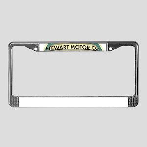 Stewart Motor Company Phoenix License Plate Frame