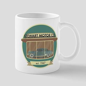 Stewart Motor Company Phoenix 1947 Mugs