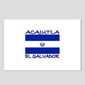 Acajutla, El Salvador Postcards (Package of 8)