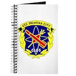 USS Oklahoma City (CLG 5) Journal