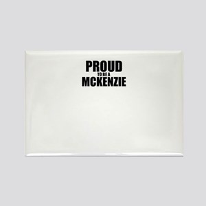 Proud to be MCKENZIE Magnets