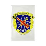 USS Oklahoma City (CLG 5) Rectangle Magnet