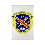 USS Oklahoma City (CLG 5) Rectangle Magnet (100 pa