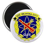 USS Oklahoma City (CLG 5) Magnet