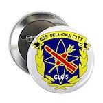 USS Oklahoma City (CLG 5) Button