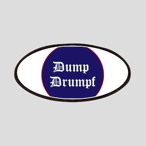 Dump Drumpf, anti Trump Patch