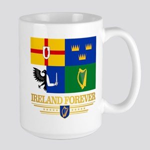 Four Provinces Flag Mugs