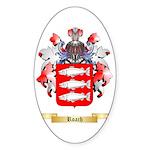 Roach Sticker (Oval)