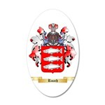 Roach 20x12 Oval Wall Decal